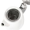 White Forlife Stump Teapot
