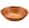 "Picture of 15cm (6"") Woven Wood Salad Bowl"