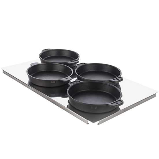 Set of 4 Small Baking and Roasting Pans