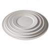 "Picture of Pillivuyt Plisse White Plate 7.9"" (20cm)"