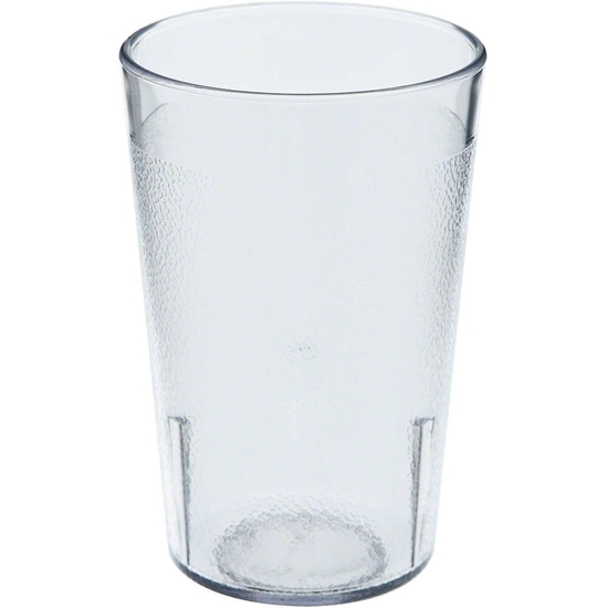 Plastic Tumbler Clear 231mm