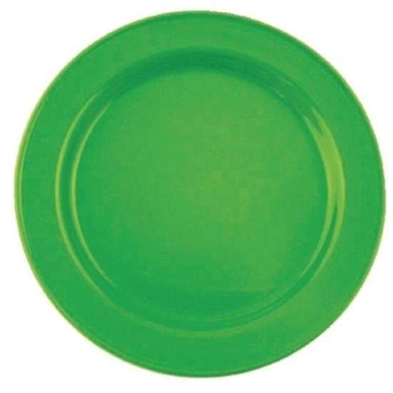 """Carnival Fern Plate 8"""""""