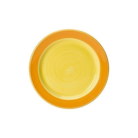 Freedom Yellow 23cm Plate