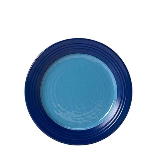 Freedom Blue 16.5cm Round Plate