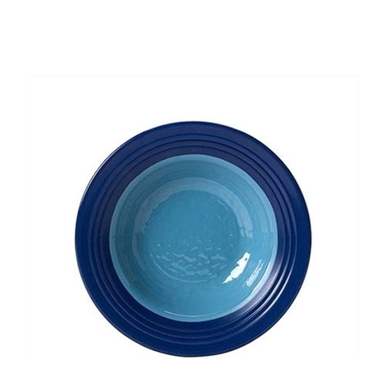 Freedom Blue 20.3cm Round Bowl