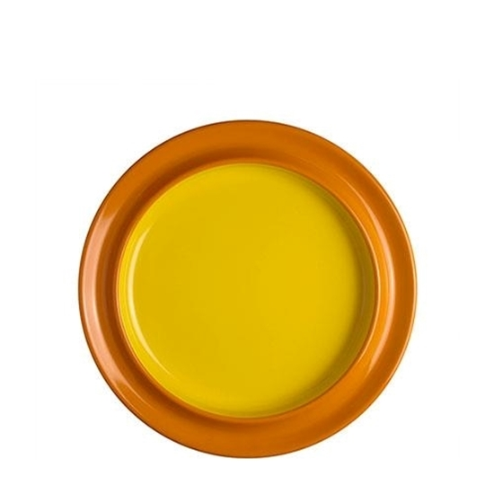 Freedom Yellow 25cm Plate