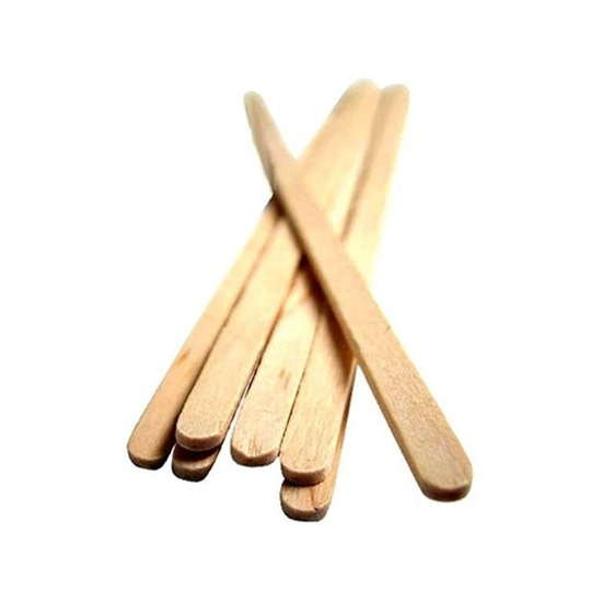 Coffee And Tea Wooden Stirrers