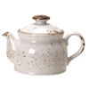 Craft White Teapot 15oz