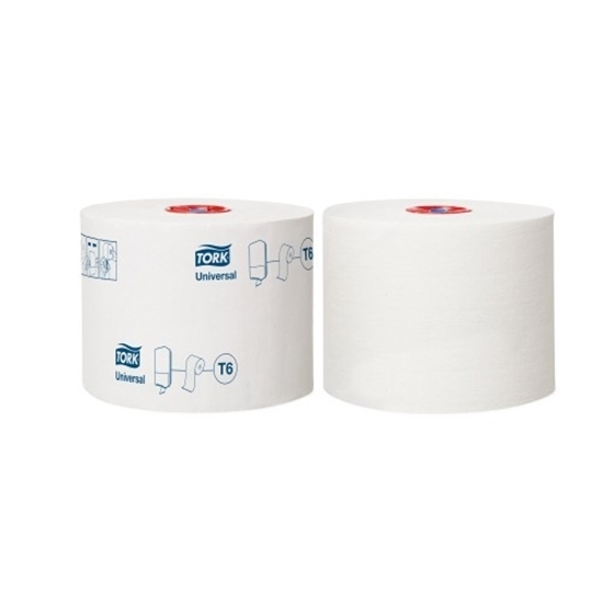 Picture of Tork Mid-Size Compact Toilet Roll