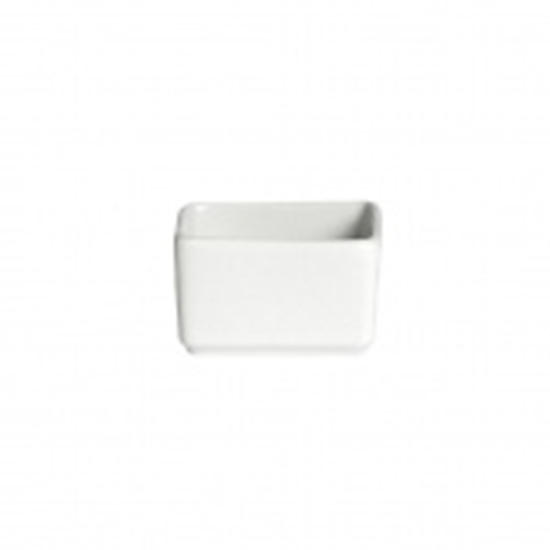 Square Ramekin 5.7 x 3.2cm H (7cl)