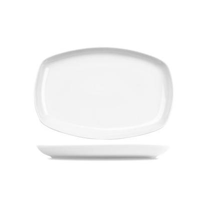 Menu Rectangle Plate Medium