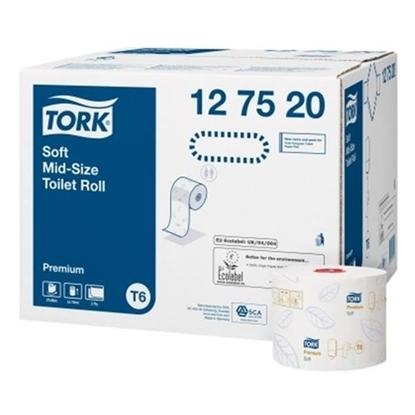 Premium Compact Auto Shift Toilet Paper Roll T6