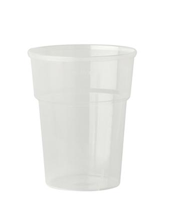 Disposable Glass 12oz