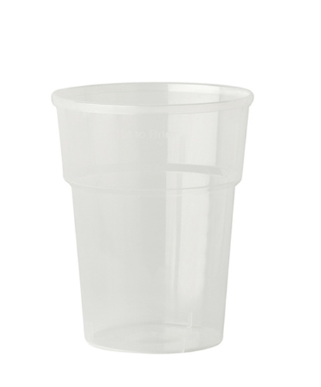 Disposable Glass 12oz