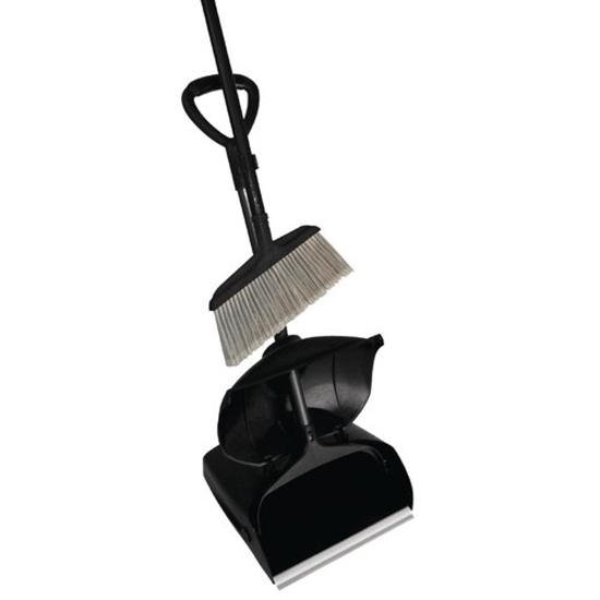 Lobby Dustpan And Brush