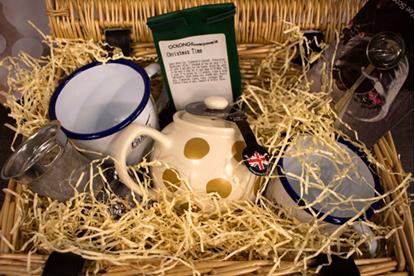 Picture of Christmas Tea Hamper