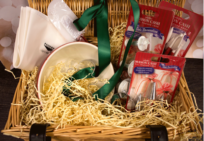 Picture of Christmas Baking Hamper