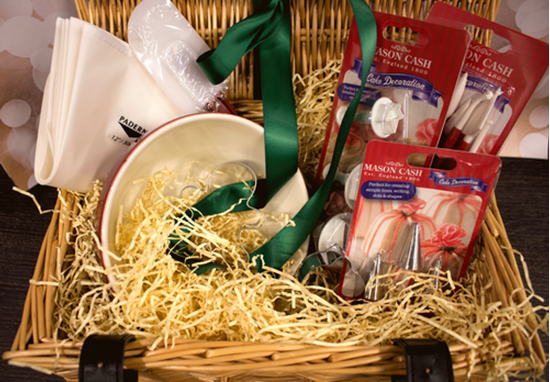 Christmas Baking Hamper