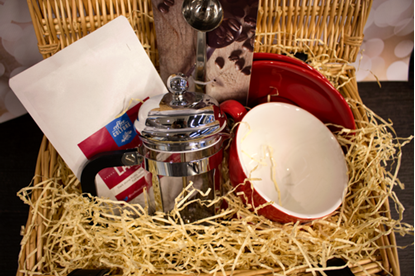 Picture of Christmas Coffee Hamper