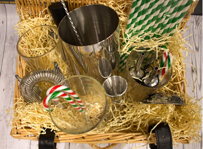 Picture of Christmas Cocktail Hamper