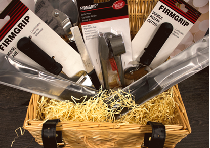 Picture of Christmas Chef Utensils Hamper
