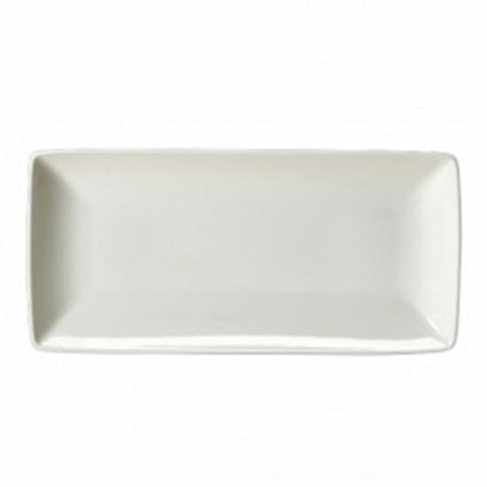 Taste White Rectangle Five Platter 29X14cm