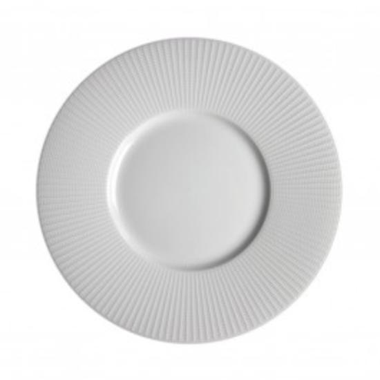 Willow Gourmet Plate 28.5cm