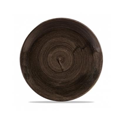 11 inch large Churchill Stonecast Patina Iron Black