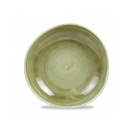 Churchill Stonecast Patina Trace Bowl