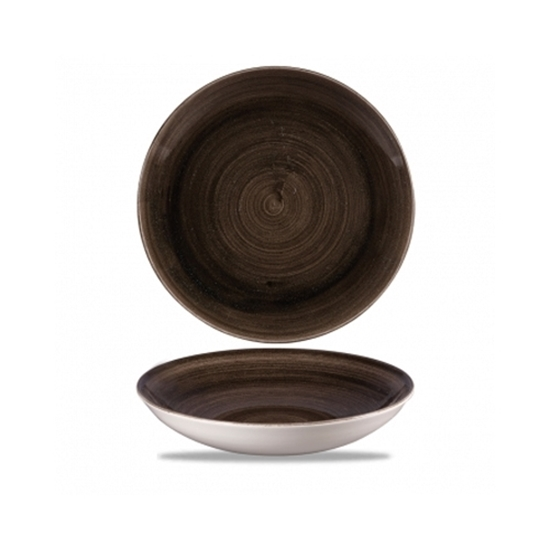 Churchill Stonecast Patina Coupe Pasta Bowl