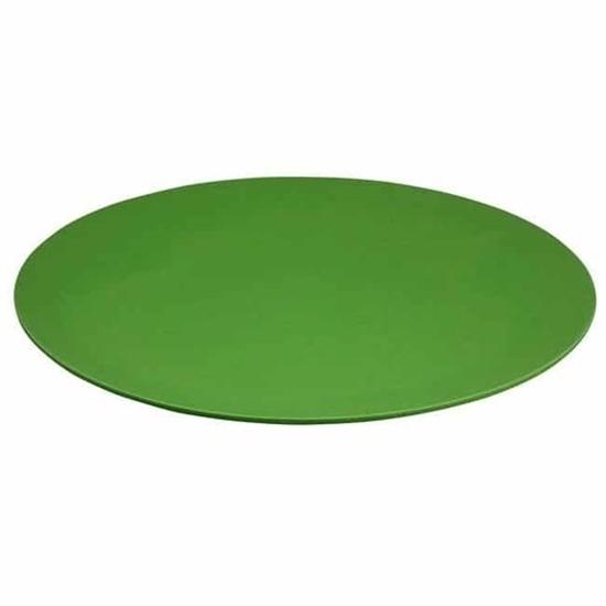 Jumbo Plate - Wasabi Green 35.5cm