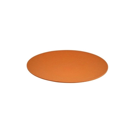 Jumbo Plate - Orange 35.5cm