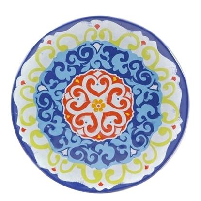 Nador Melamine Round Platter