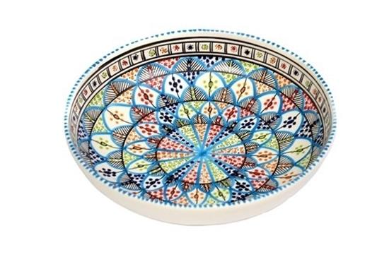 Flat Bowl 30cm