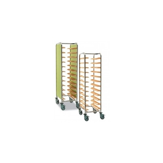 12 Tray Trolley