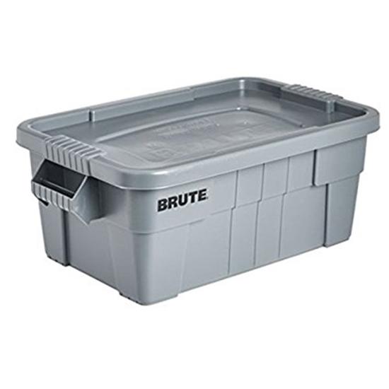 Brute 53L Grey Tote 53L Clearance