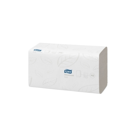 Tork Interfold White H/Towel
