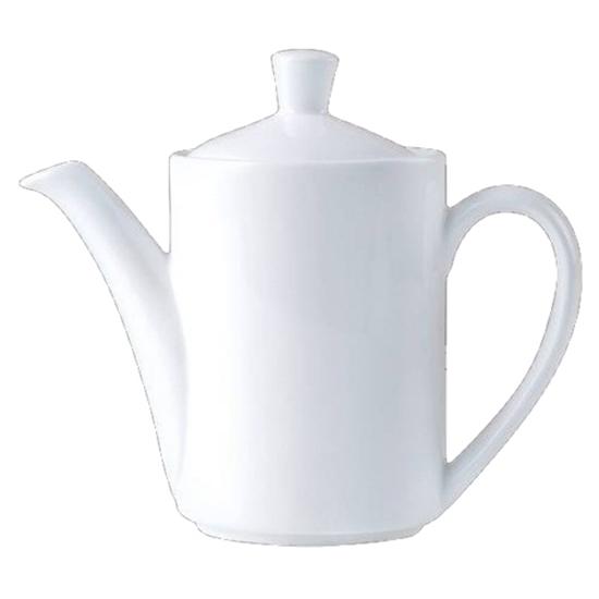 Monaco Regency White Coffeepot