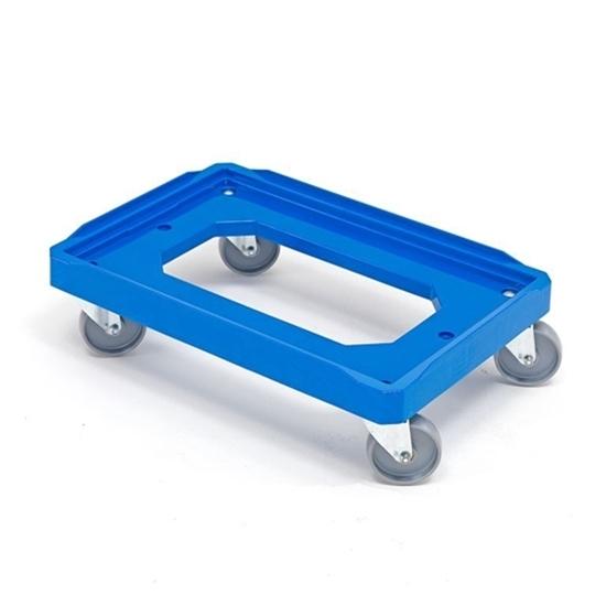Plastic Box Dolly