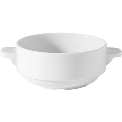 Value White Soup Cup