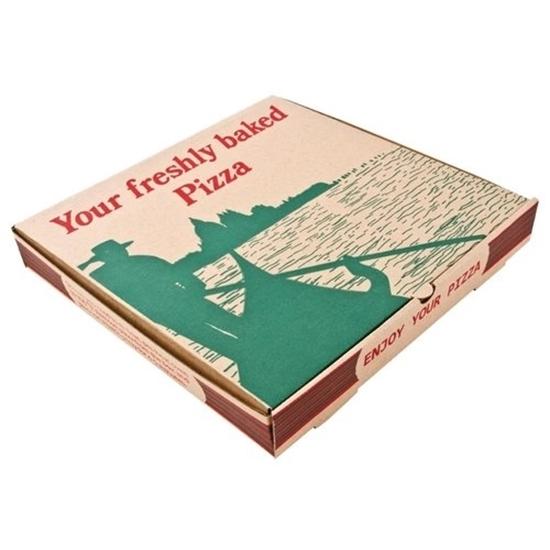 Gondolo Coloured Pizza Box