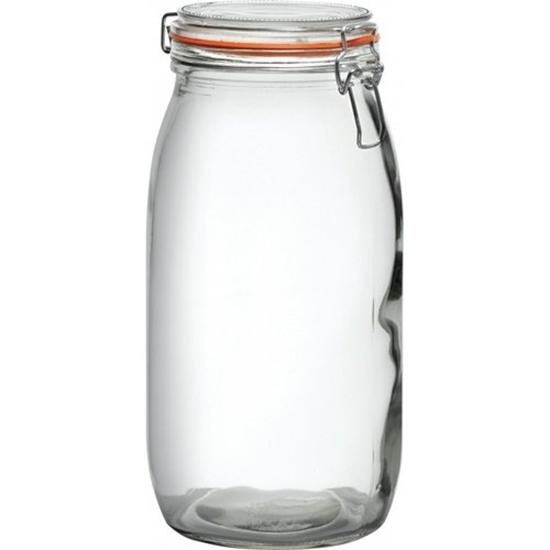 Glass Preserve Jar 3 Litre