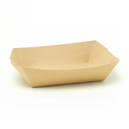 Kraft Biodegradable Tray