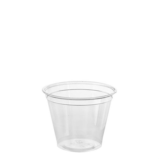 Clear Plastic Cup 9oz