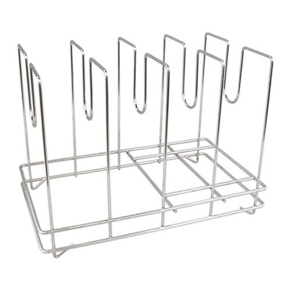 Pizza Pan Rack - 4 Slot