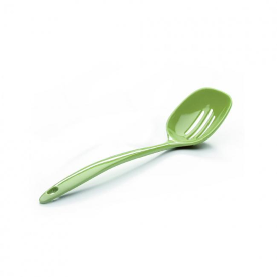 Slotted Spoon Green 30.5cm