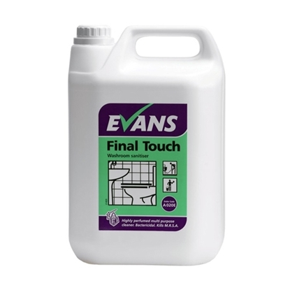 Final Touch Neutral Cleaner