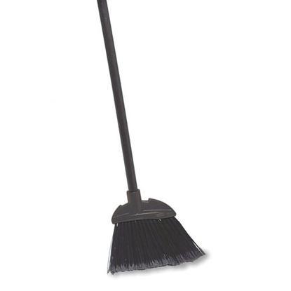 Black Lobby Broom