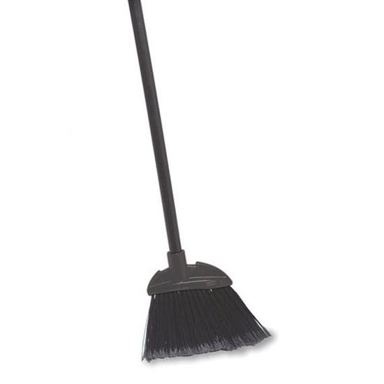 Black Lobby Broom