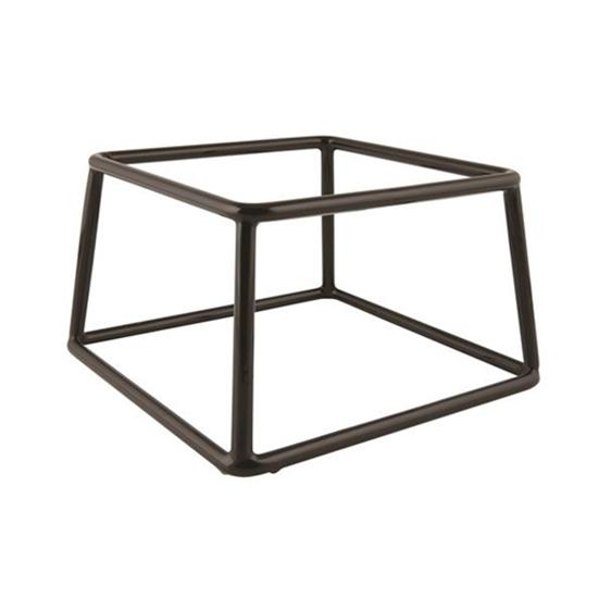 Non-slip cube riser